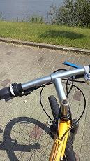 サイクリング自転車